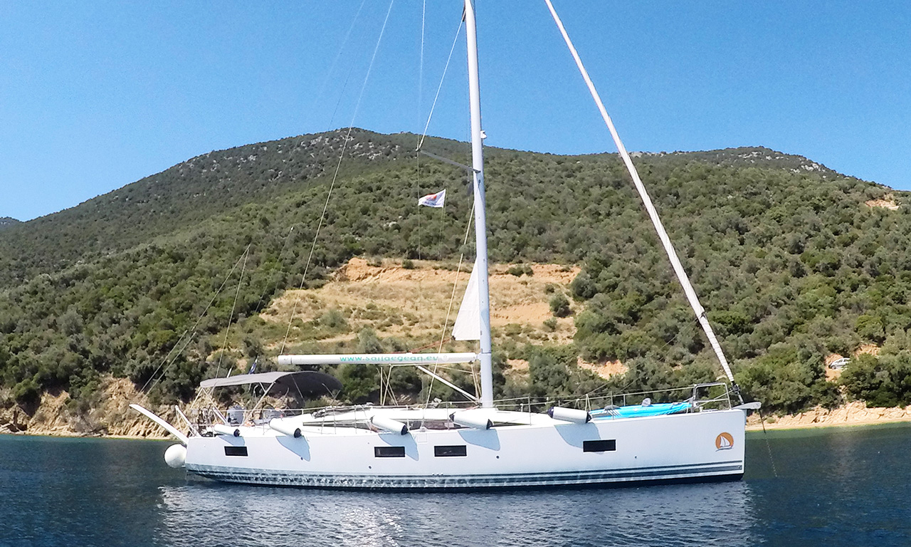 KYMO - Sailing Yacht for Charter in Greece
