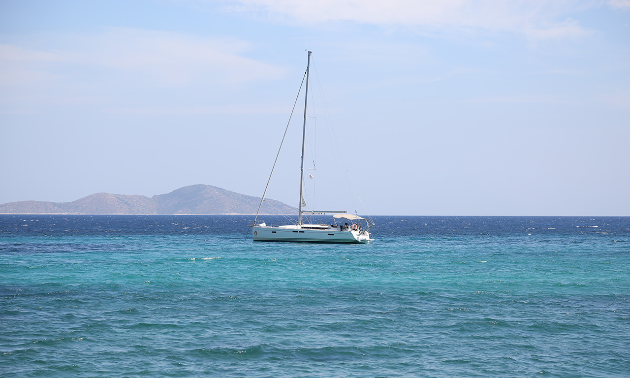 RODI - Sailing Yacht for Charter in Greece