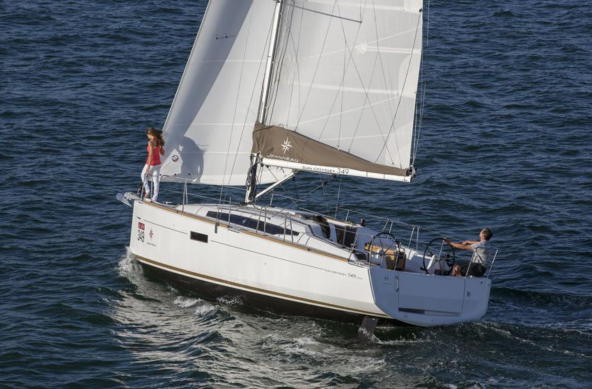 ACTAEA - Sailing Yacht for Charter in Greece