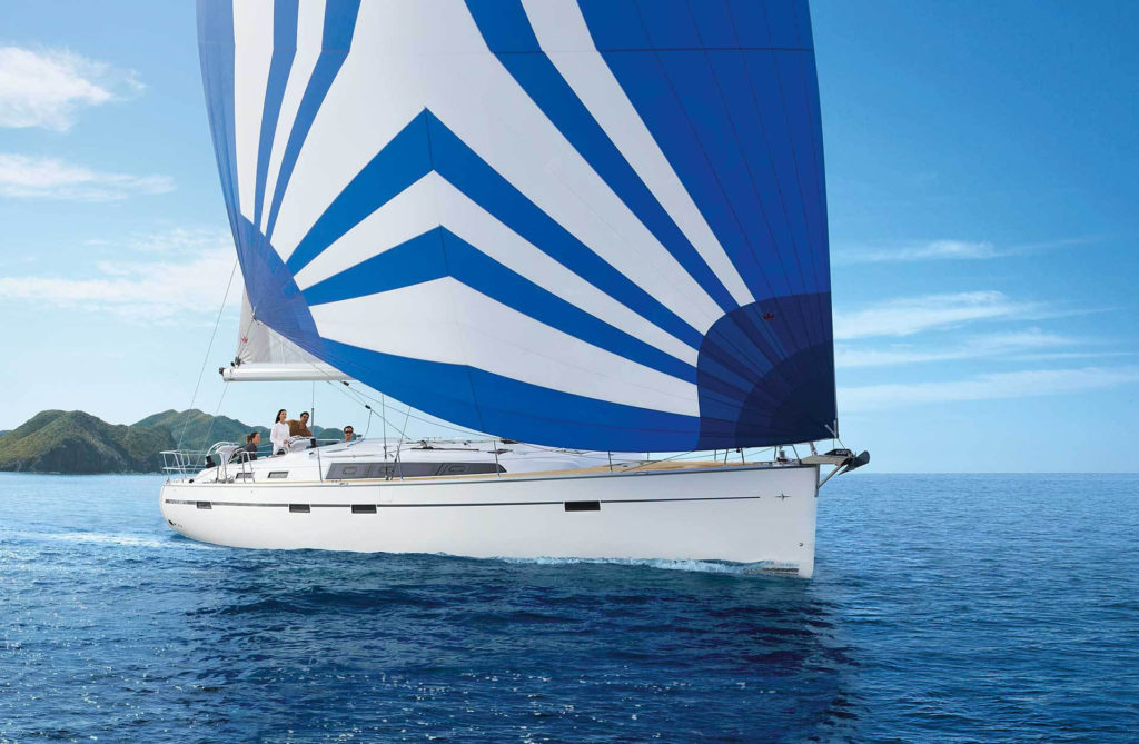 SW5 - Sailing Yacht for Charter in Greece