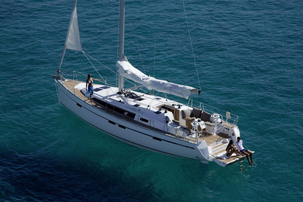 SW6 - Sailing Yacht for Charter in Greece