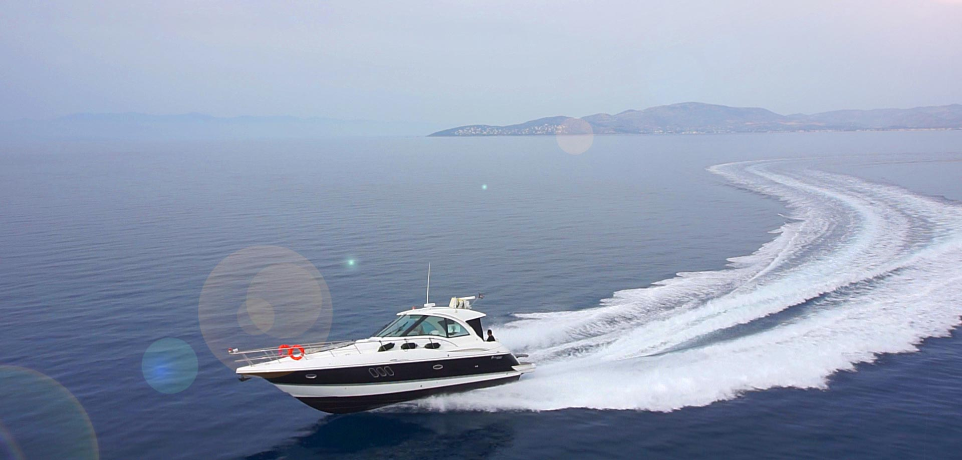 Themis iv - Motor Yacht for Charter in Greece