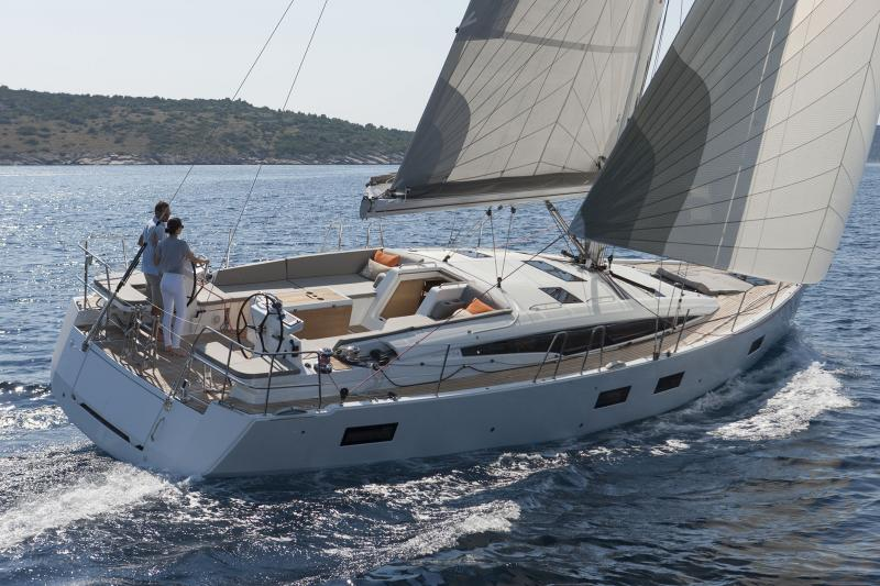 Sail la Vie 54 - Sailing Yacht for Charter in Greece