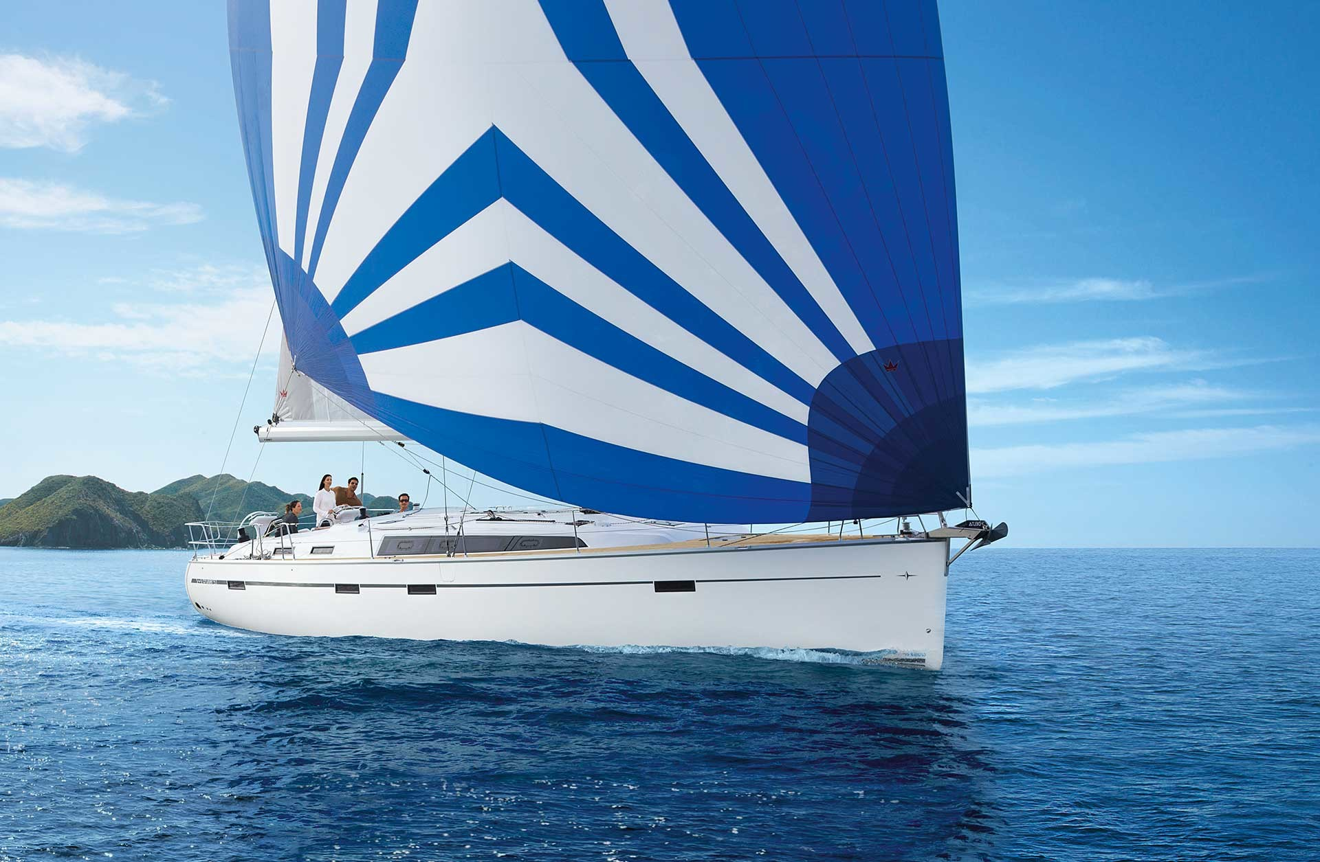 Bavaria Cruiser 51 Class - Sailing Yacht for Charter in Greece