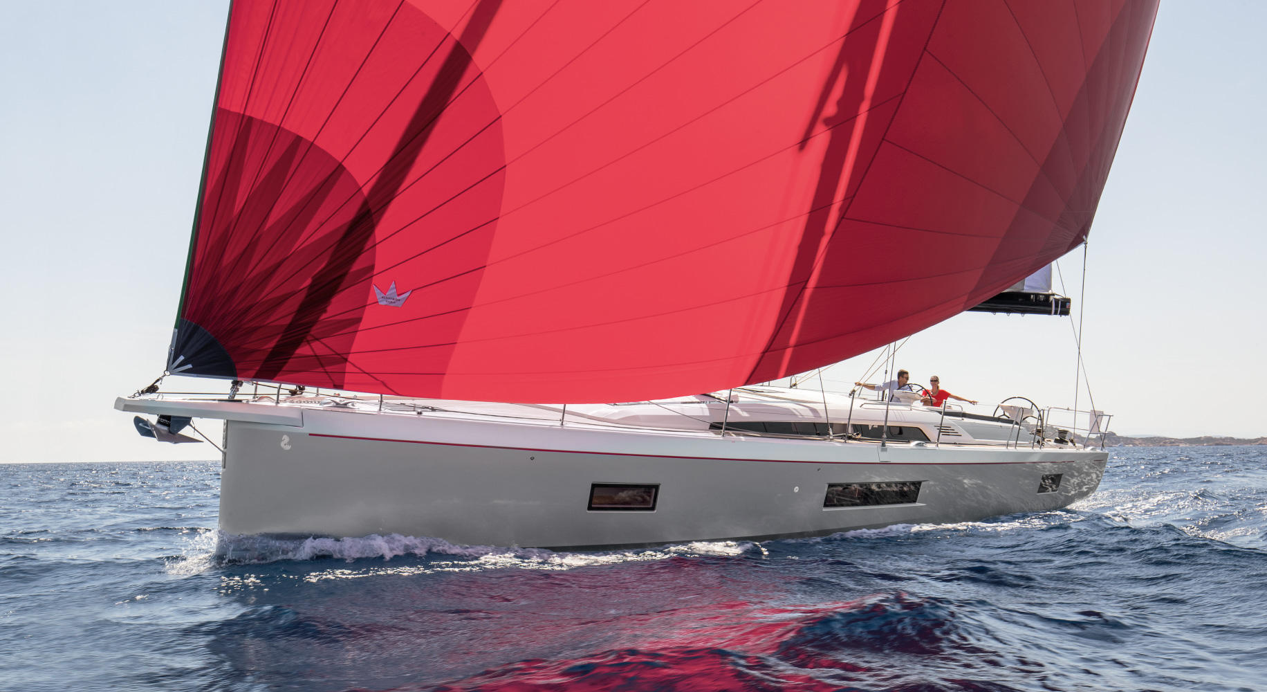 Oceanis 51.1 Prestige - Sailing Yacht for Charter in Greece
