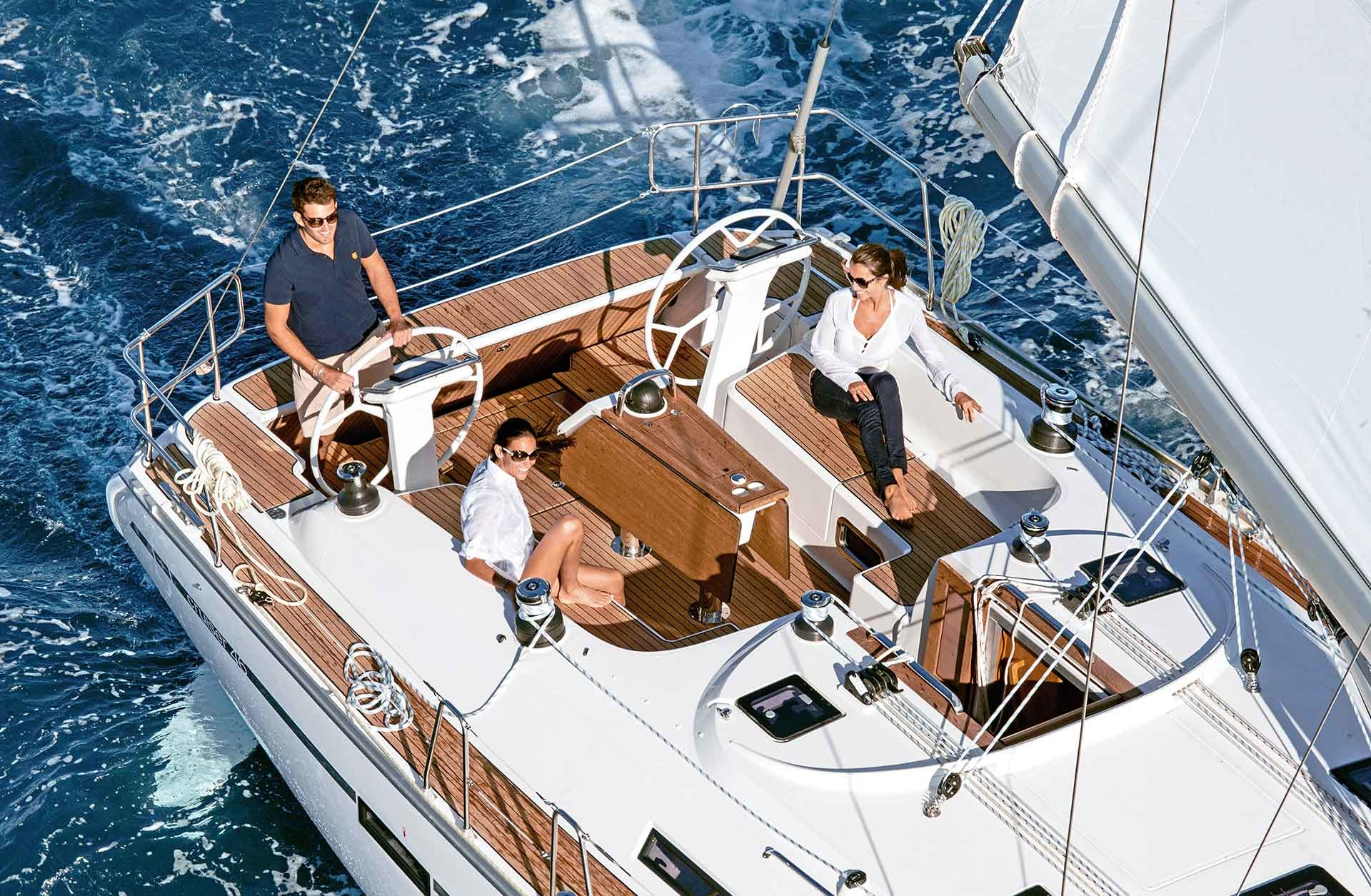 Bavaria Cruiser 46 (3Cab) Economy - Sailing Yacht for Charter in Greece