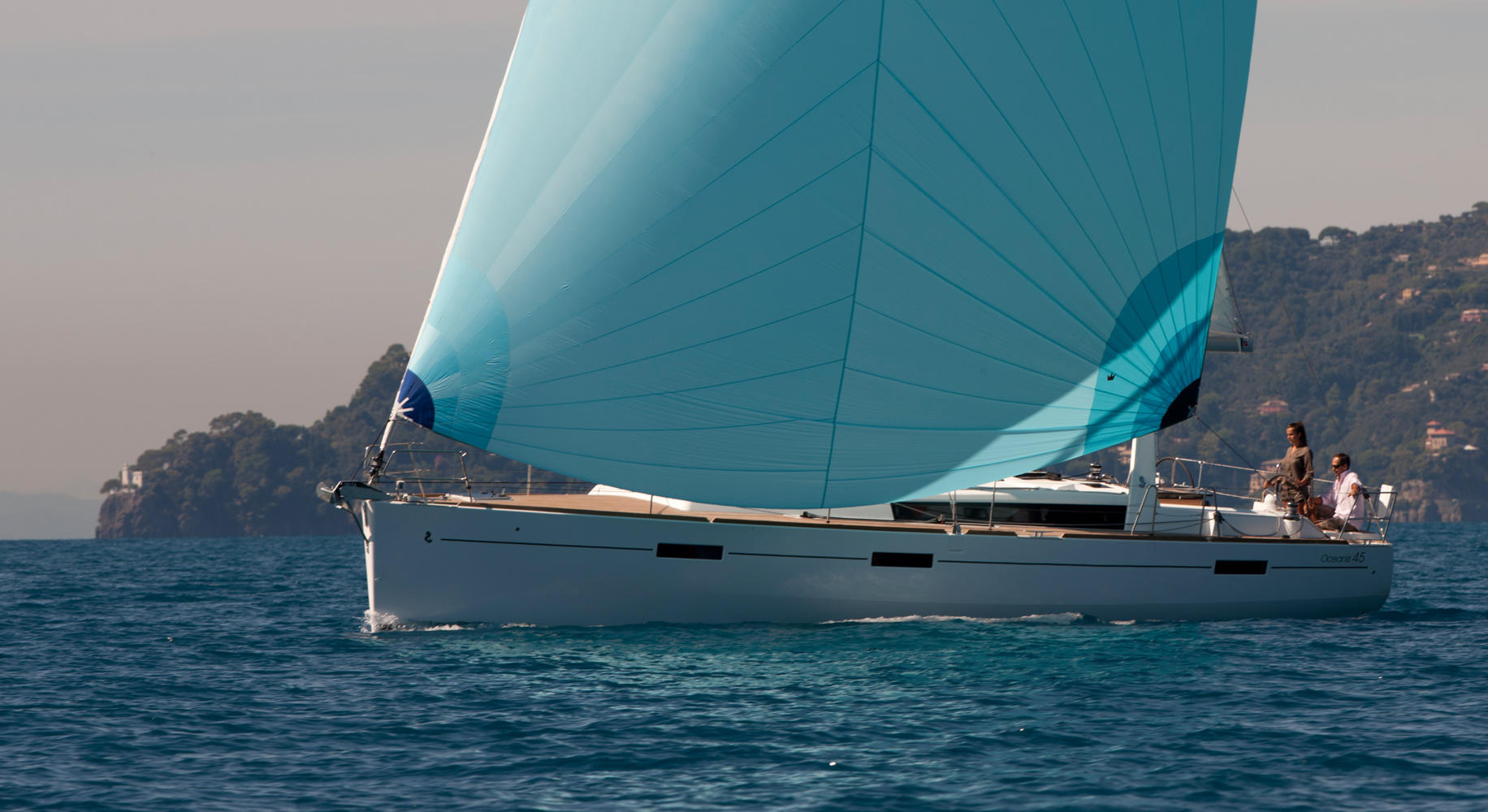 Oceanis 45 Class - Sailing Yacht for Charter in Greece