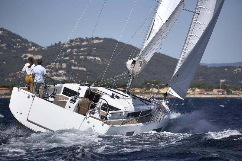Sun Odyssey 440 Prestige - Sailing Yacht for Charter in Greece