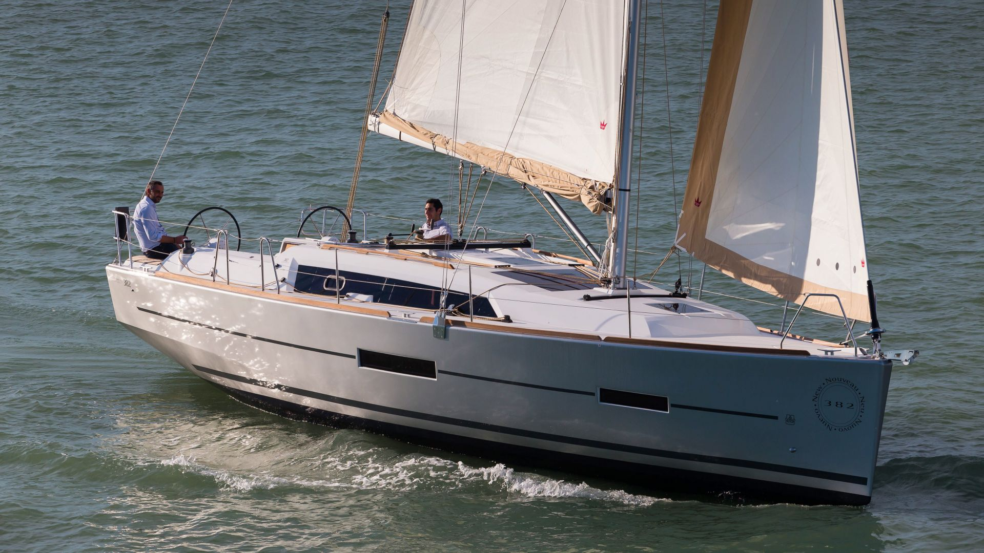 Dufour 382 Class - Sailing Yacht for Charter in Greece