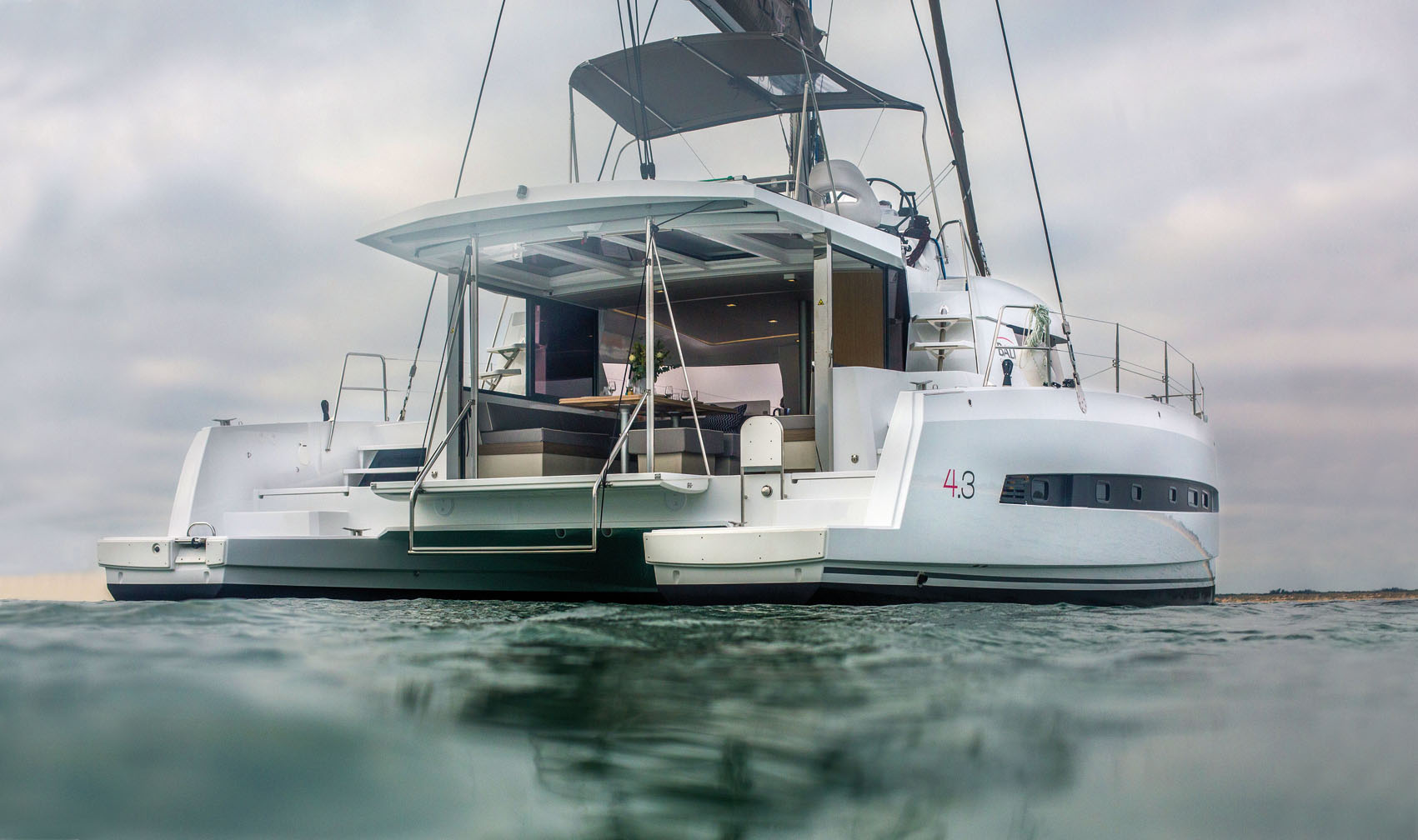 Bali 4.3 Prestige - Catamaran for Charter in Greece