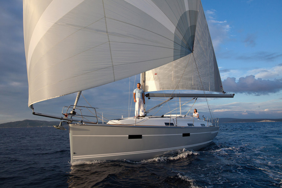 Bavaria Cruiser 36 Class - Sailing Yacht for Charter in Greece
