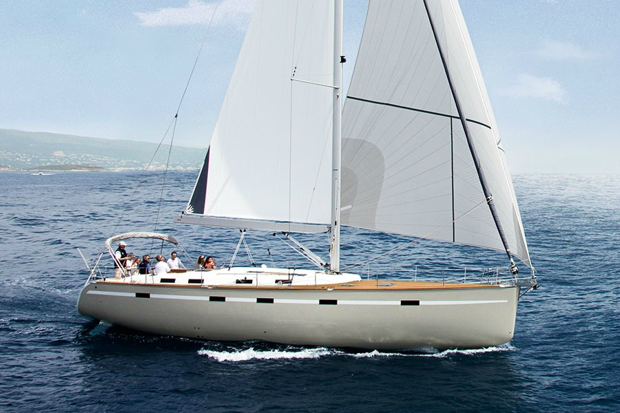 Bavaria Cruiser 55 Economy - Sailing Yacht for Charter in Greece