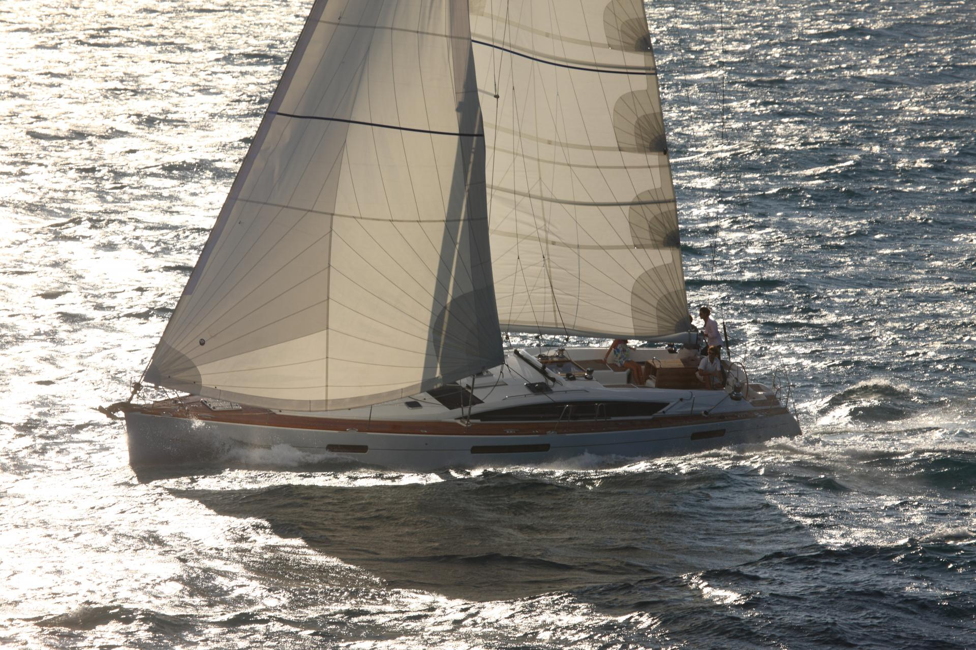 Jeanneau 53 Economy - Sailing Yacht for Charter in Greece