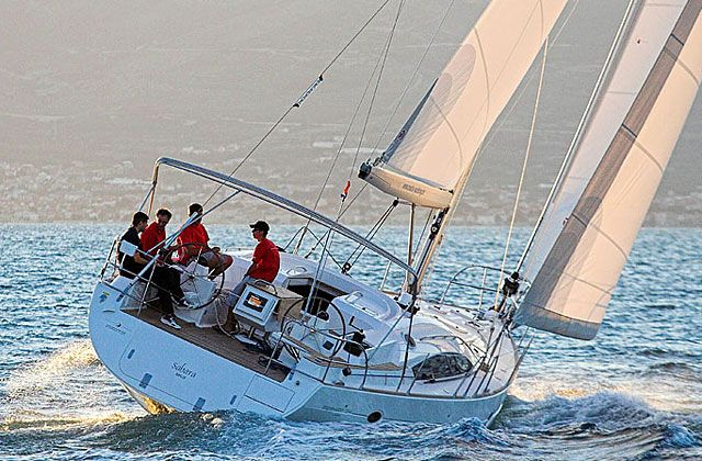 Dufour Gib'Sea 51 Economy - Sailing Yacht for Charter in Greece