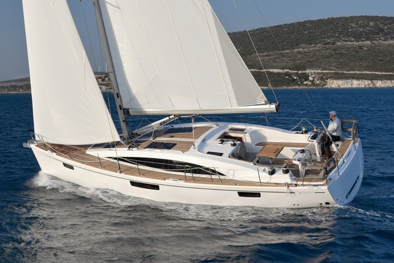 Bavaria 47 Cruiser Economy - Sailing Yacht for Charter in Greece
