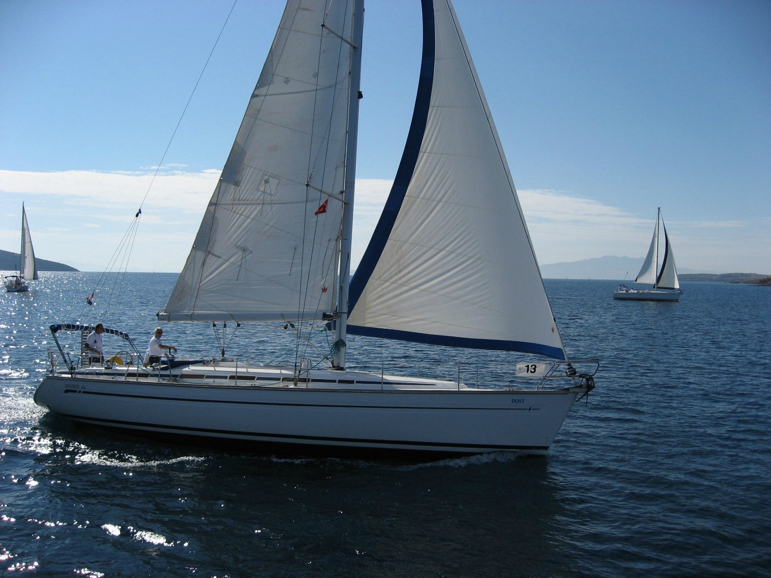 Bavaria 44 Economy - Sailing Yacht for Charter in Greece