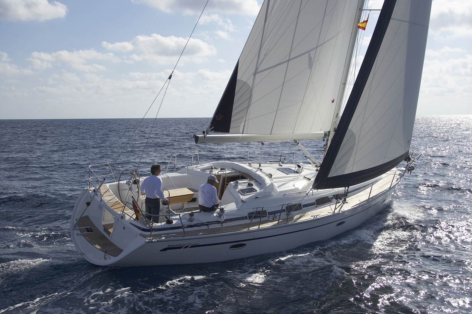 Bavaria 43 Cruiser Economy - Sailing Yacht for Charter in Greece
