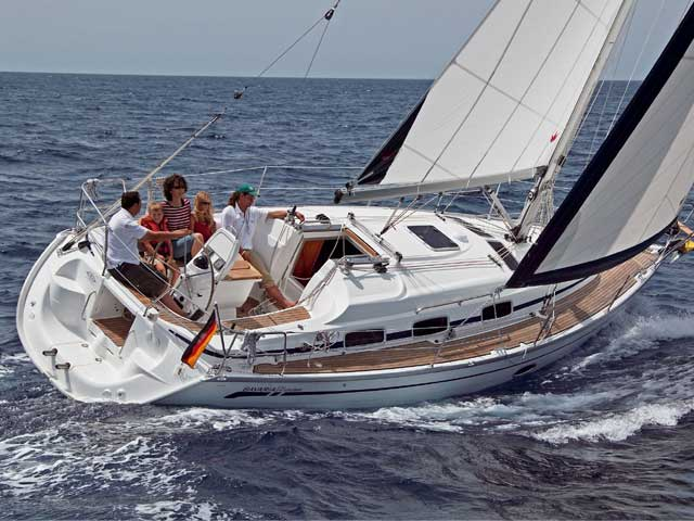Bavaria 42 Economy - Sailing Yacht for Charter in Greece