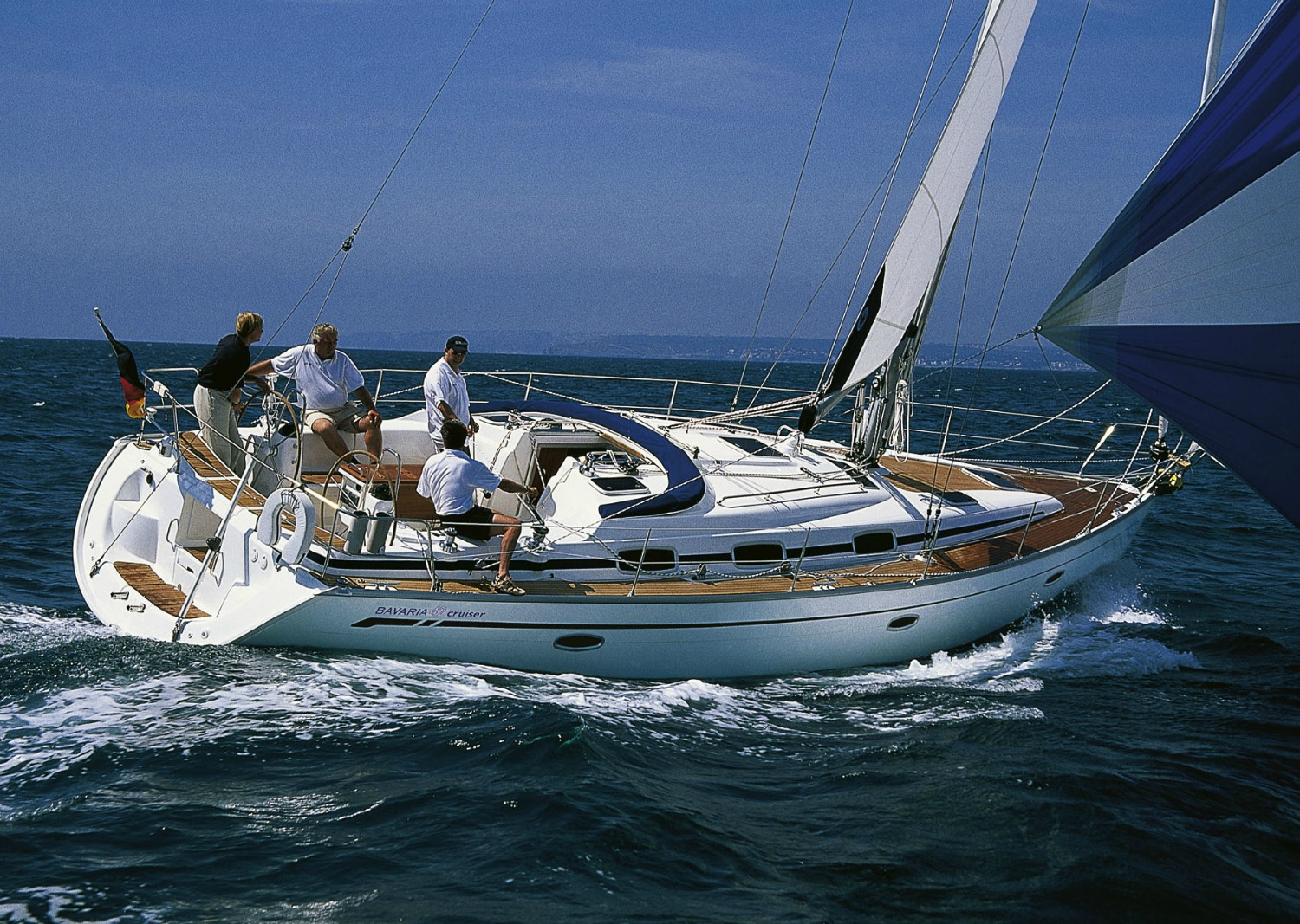 Bavaria 42 Cruiser Economy - Sailing Yacht for Charter in Greece