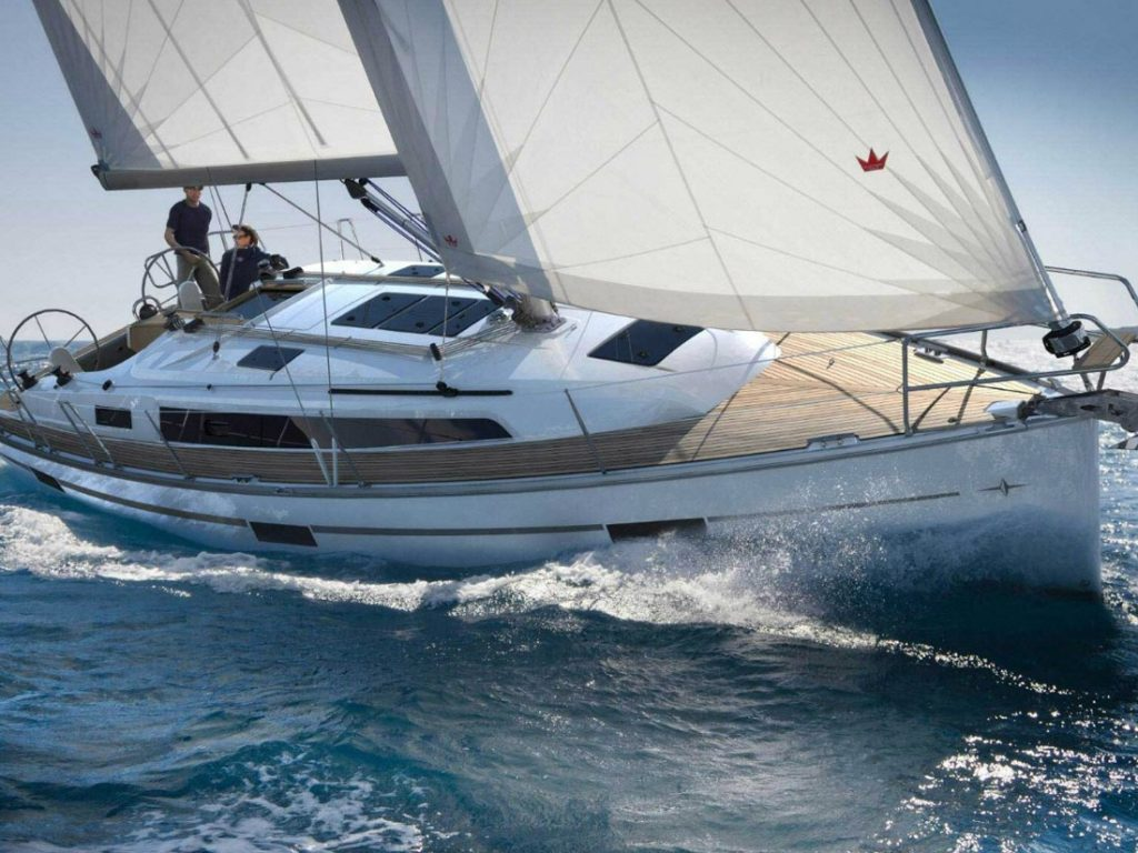 Bavaria 40 Economy - Sailing Yacht for Charter in Greece