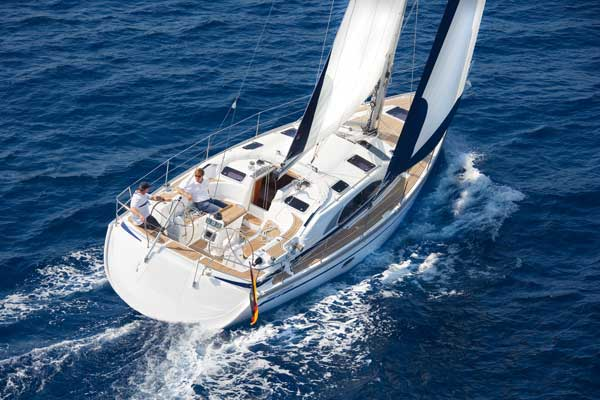 Bavaria 40 Cruiser Economy - Sailing Yacht for Charter in Greece