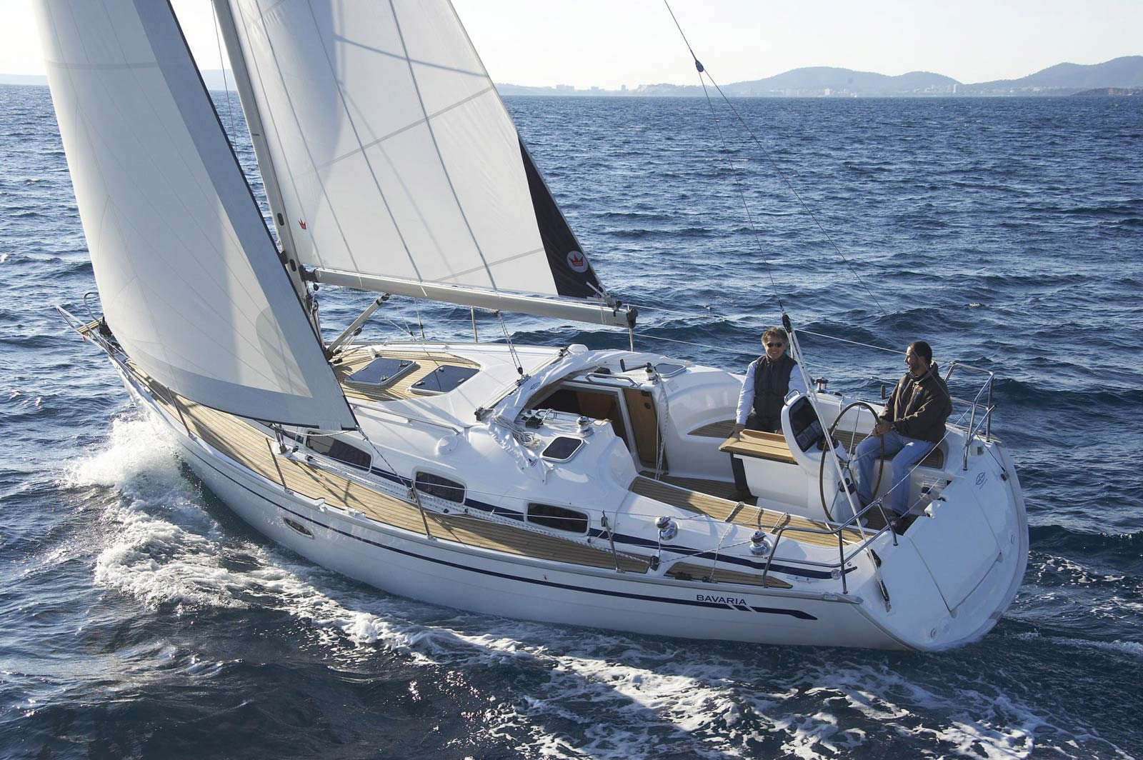 Bavaria 38 Cruiser Economy - Sailing Yacht for Charter in Greece
