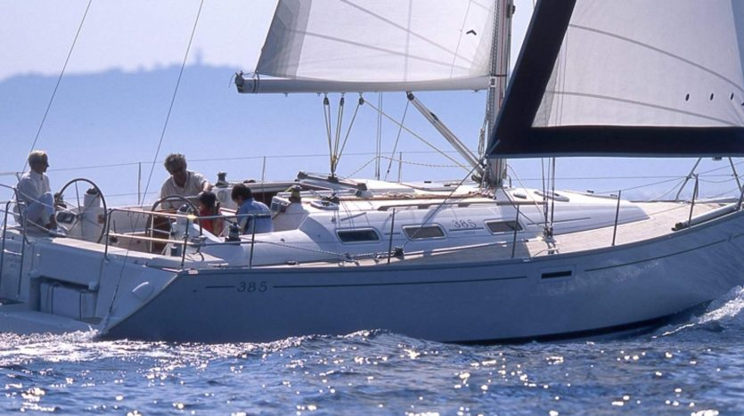 Dufour 385 Economy - Sailing Yacht for Charter in Greece
