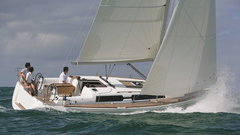 Dufour 375 Economy - Sailing Yacht for Charter in Greece