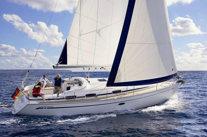 Bavaria 37 Cruiser Economy - Sailing Yacht for Charter in Greece
