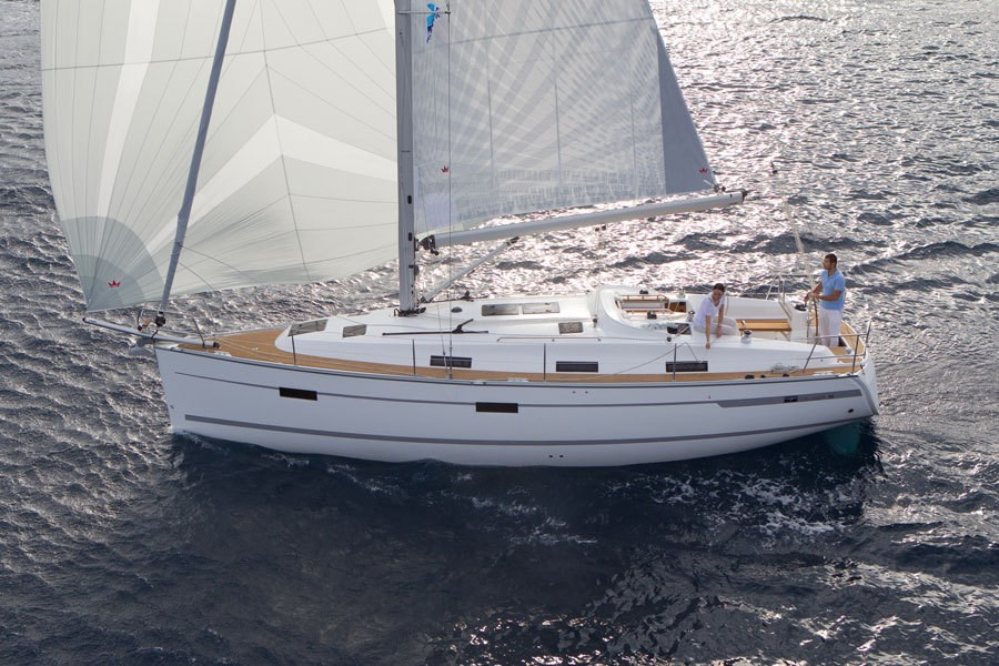 Bavaria 36 Economy - Sailing Yacht for Charter in Greece