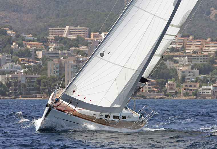 Dufour 365 Economy - Sailing Yacht for Charter in Greece
