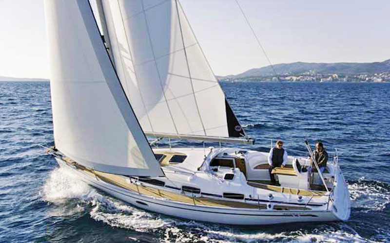 Bavaria 34 Cruiser Economy - Sailing Yacht for Charter in Greece