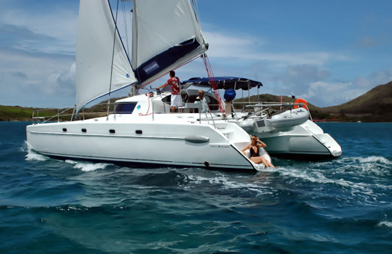 Belize 43 Economy - Catamaran for Charter in Greece