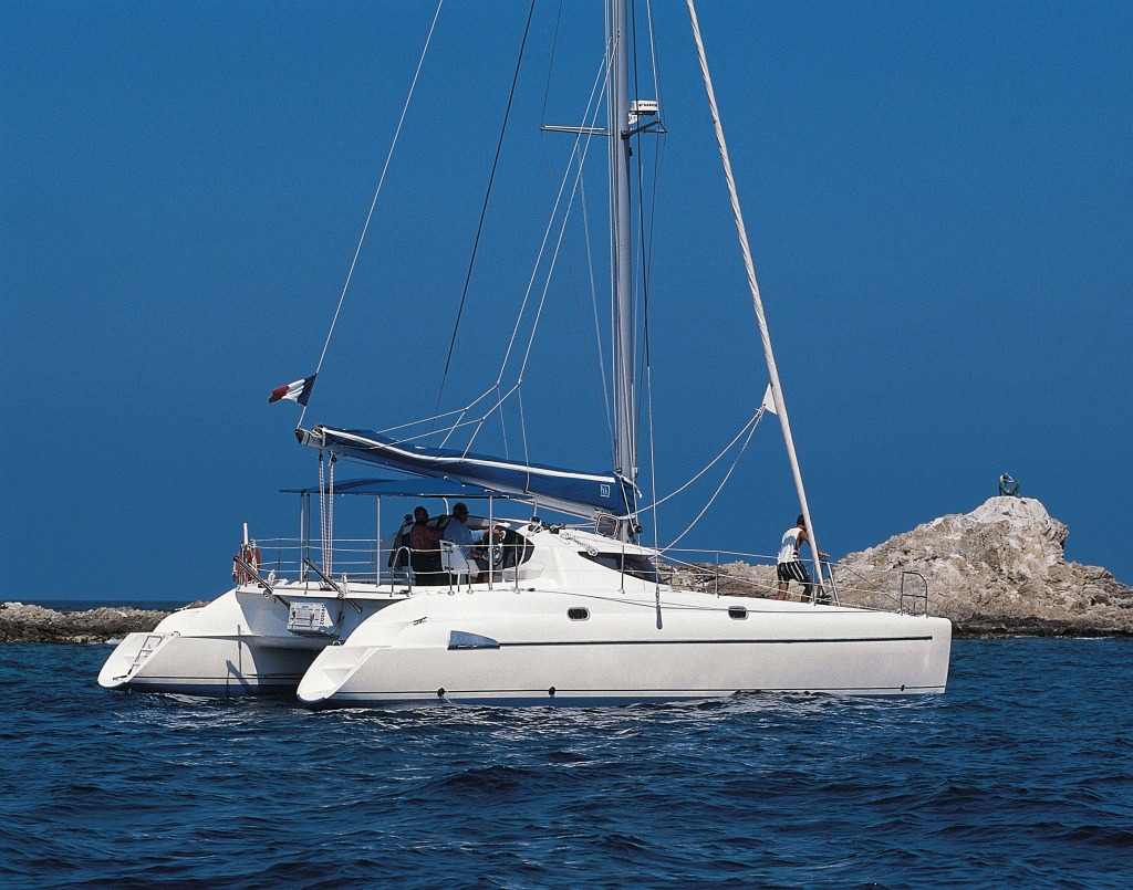 Athena 38 Economy - Catamaran for Charter in Greece