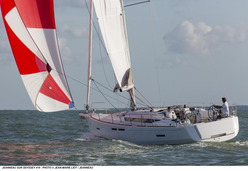 Sail la Vie 419 (3Cab) - Sailing Yacht for Charter in Greece