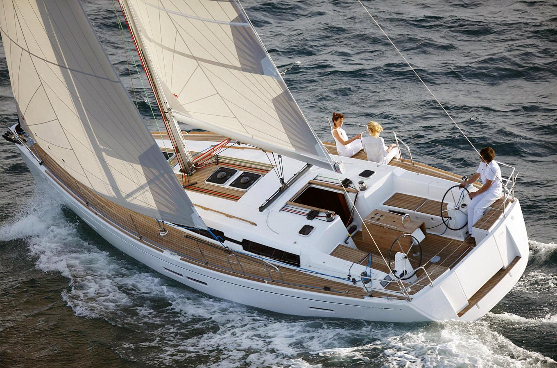 Dufour 405 Economy - Sailing Yacht- Dufour 405 (3Cab)
