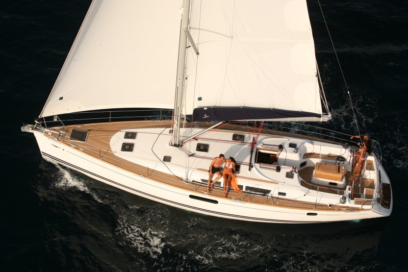 Sun Odyssey 49 Economy