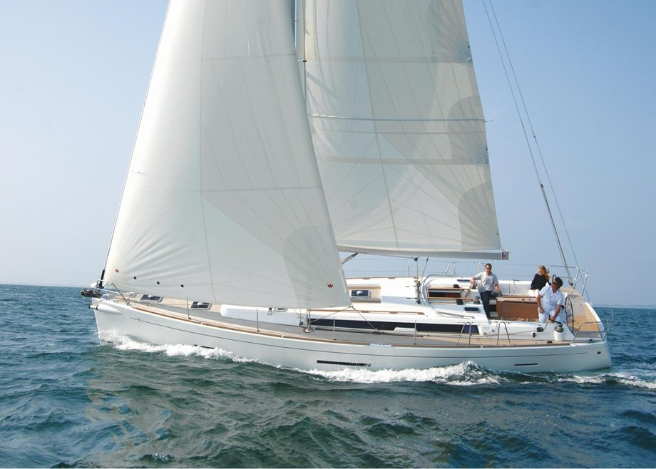 Dufour 450 Class - Sailing Yacht for Charter in Greece
