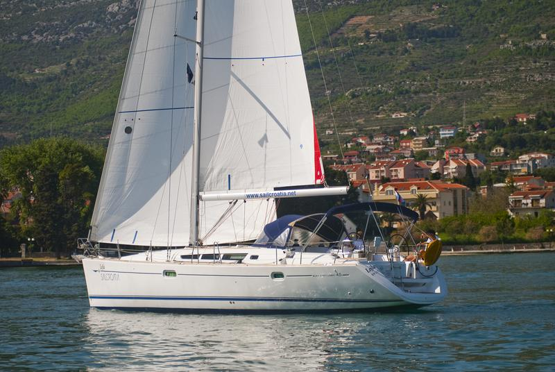 Sail la Vie 45DS (3Cab) - Sailing Yacht for Charter in Greece