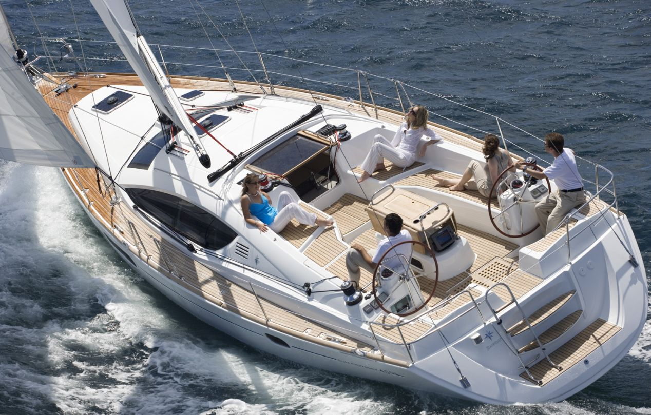 Sail la Vie 40,3 (3Cab) - Sailing Yacht for Charter in Greece