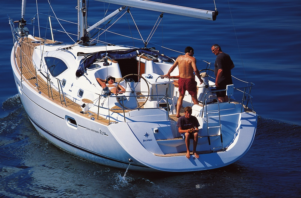 Sail la Vie 42DS (3Cab) - Sailing Yacht for Charter in Greece