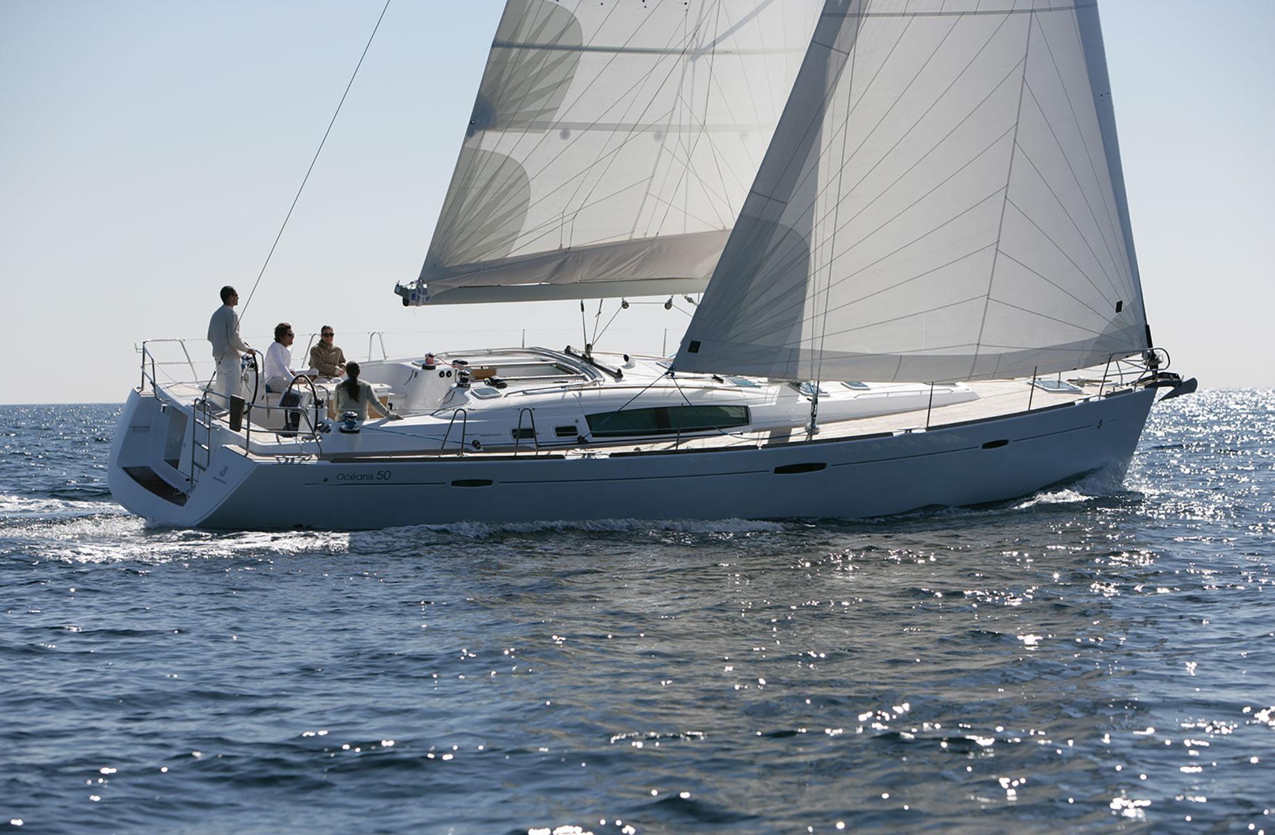 Oceanis 50 Economy - Sailing Yacht- Oceanis 50 (6Cab)