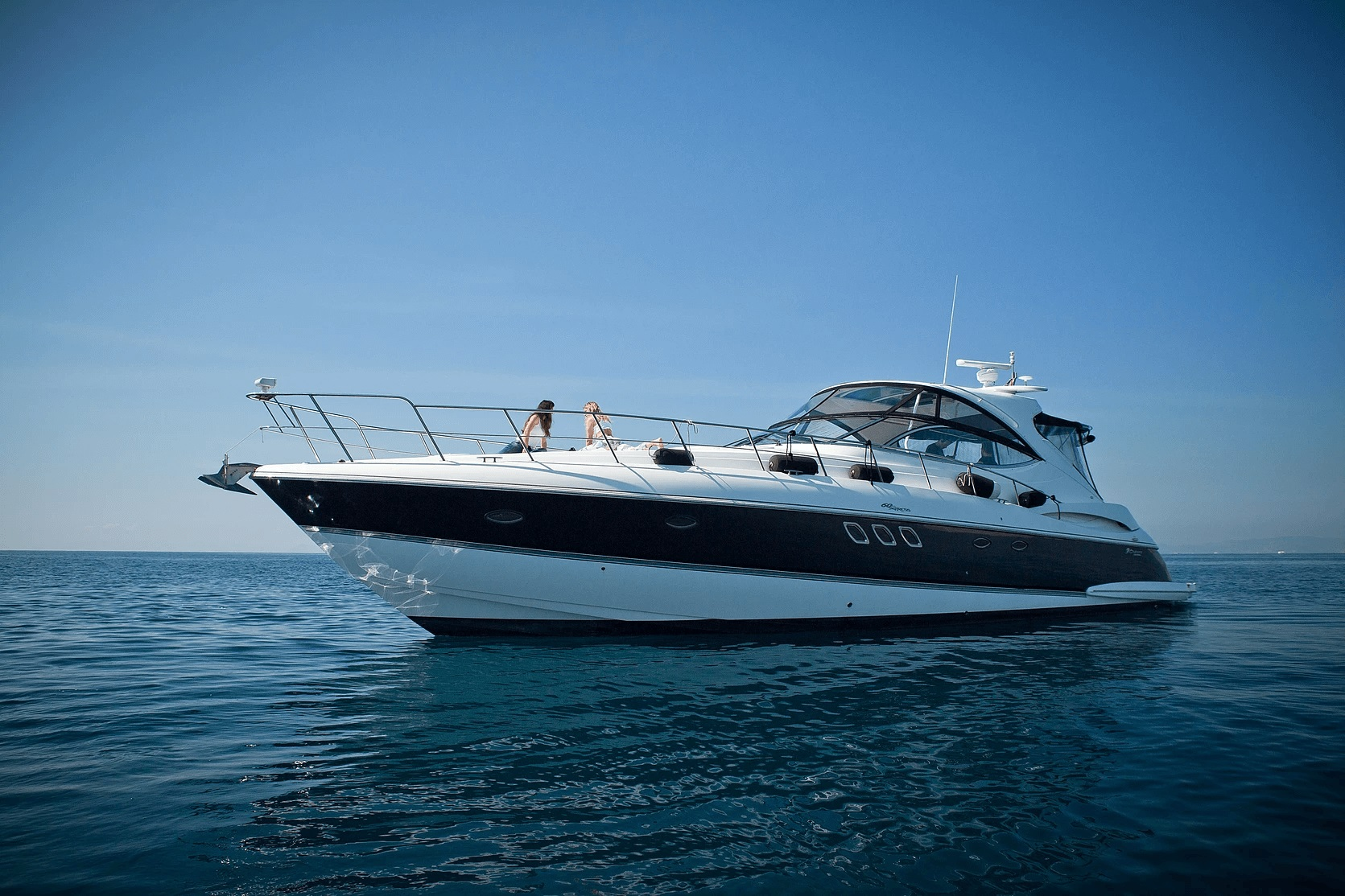 Victoria S - Motor Yacht for Charter in Greece