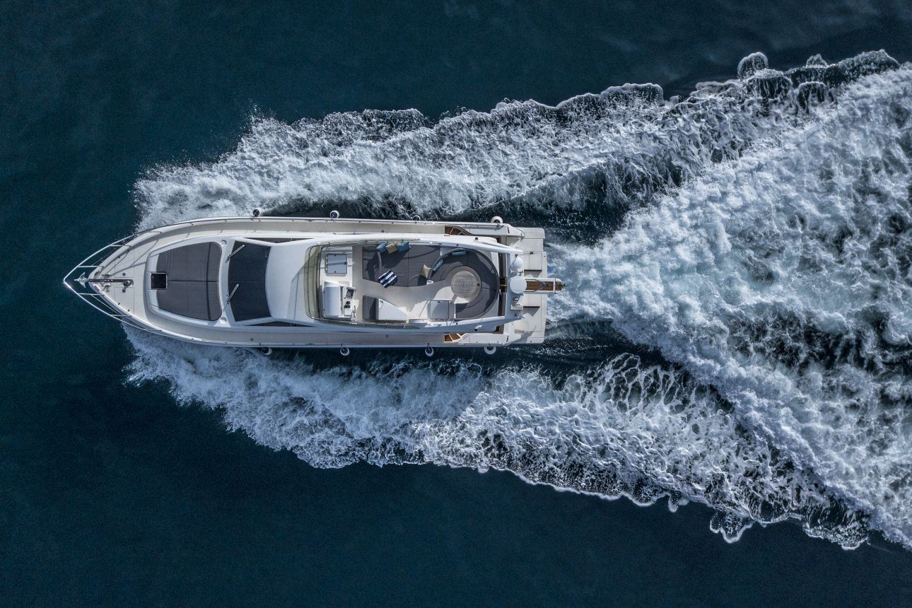 Baby - Motor Yacht for Charter in Greece