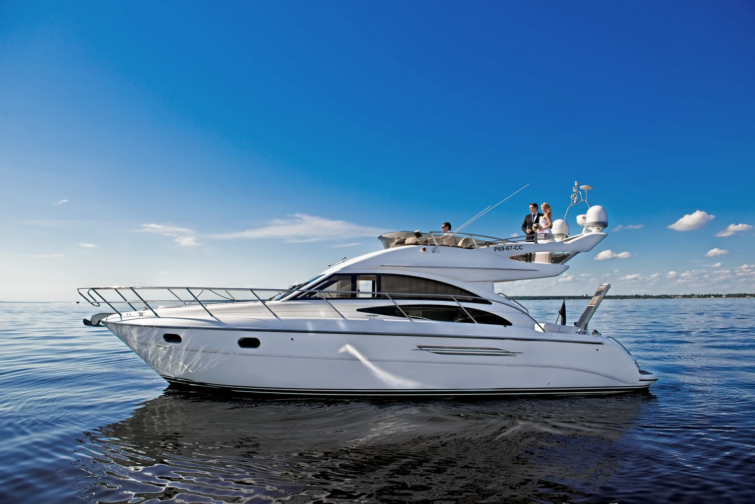 Stef  - Motor Yacht for Charter in Greece