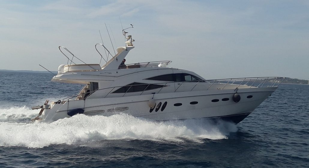 NIKKIM - Motor Yacht for Charter in Greece