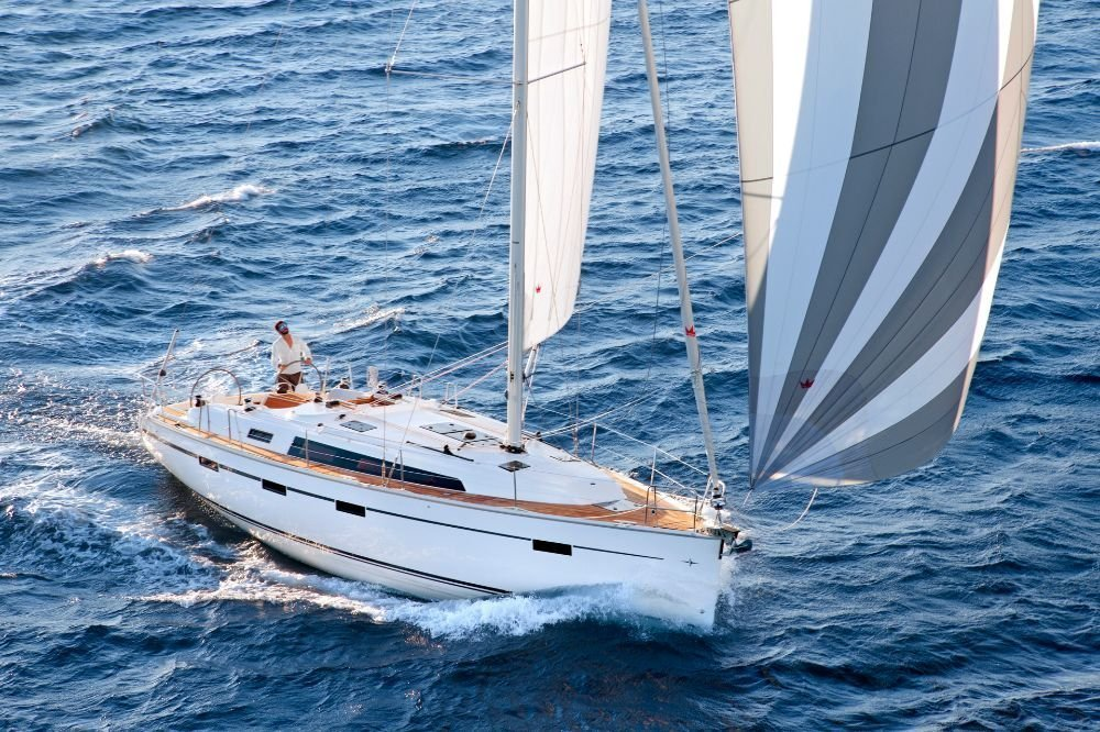 Bavaria Cruiser 41 Prestige - Sailing Yacht for Charter in Greece
