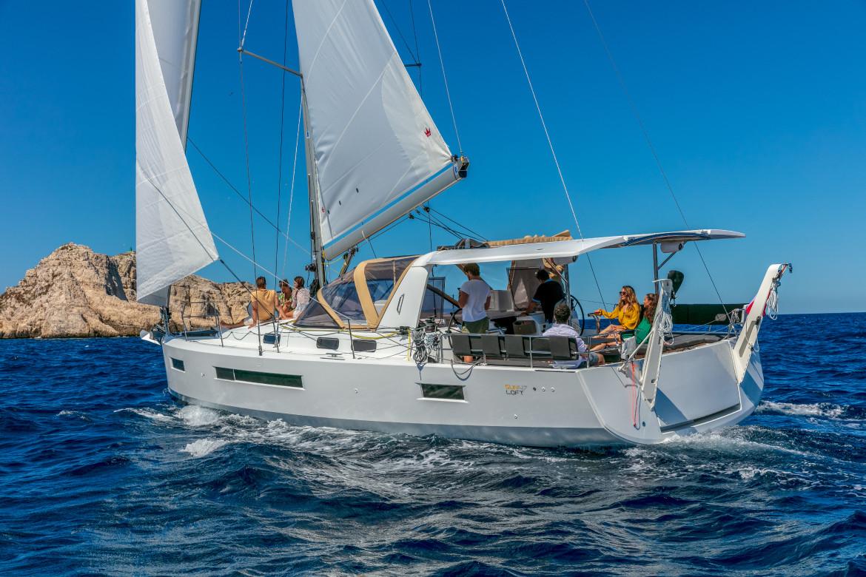 Sun Loft 47 Privilege - Sailing Yacht for Charter in Greece