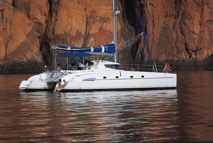 Bahia 46 Economy - Catamaran- Bahia 46 (5Cab)