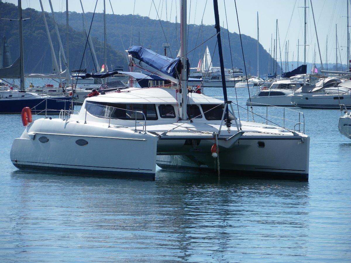 Lavezzi 40 Economy - Catamaran- Lavezzi 40 (4Cab)